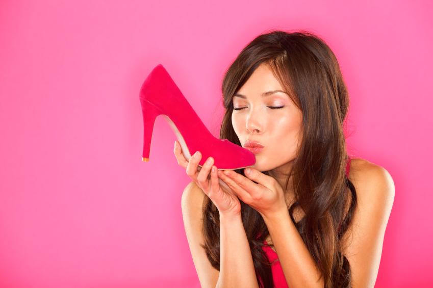 целовать туфельки фото