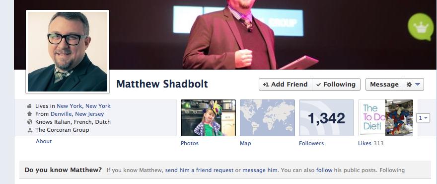 facebook matthew shadbolt
